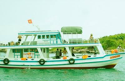 Tour câu cá - lặn ngắm san hô Phú Quốc