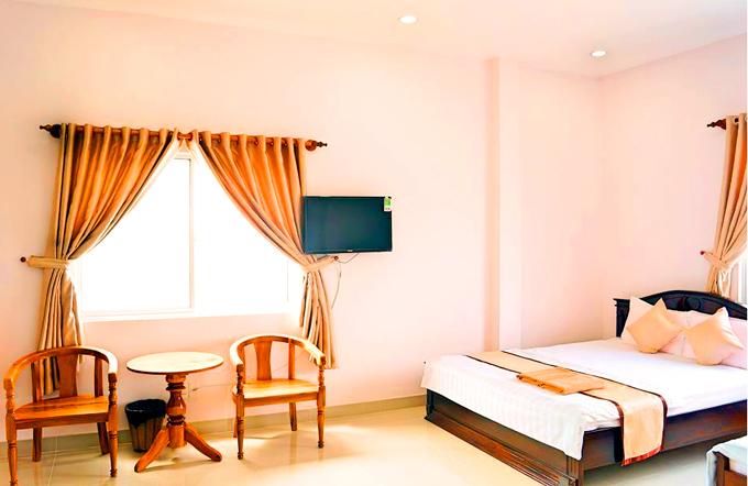 Khách sạn Nguyên Phan Phú Quốc