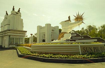 Dự án của Sun Group tại bãi KHem Phú Quốc